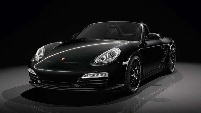 Porsche Boxster S 3.4i 315Hp