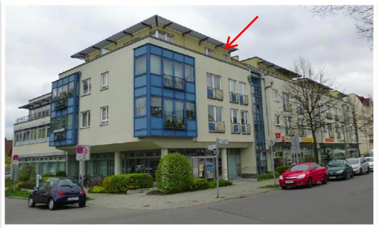 Sonnige DG-Whg. in Biesdorf