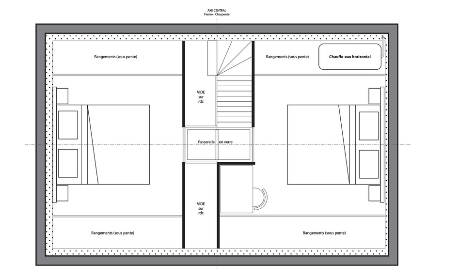 Plan 1er du projet