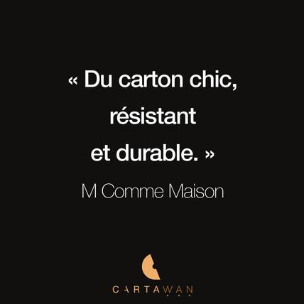 M COMME MAISON