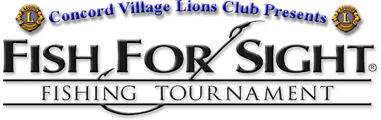 Concord Village Lions Club Fish for Sight Fishing Tournament