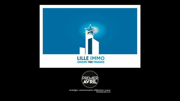 Création de l'accueil téléphonique de LILLEIMMO.