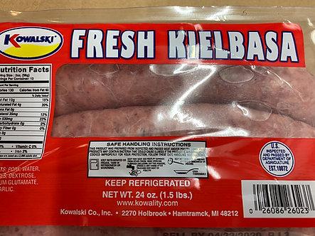 Kowalski fresh Keilbasa each