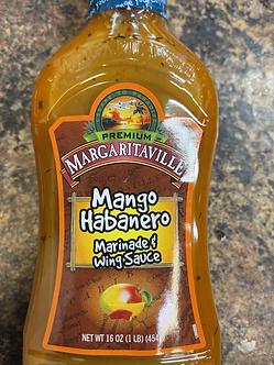 Margaritaville mango habanero wing sauce