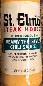 Creamy Thai chili sauce