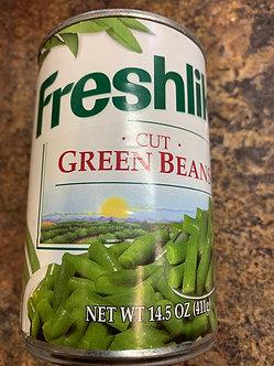 Freshlike Green beans14.25oz