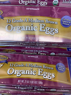 Dutch farms organic eggs cage free each