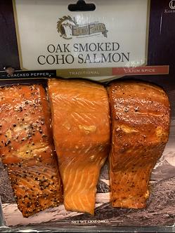 Variety pack smoked salmon
