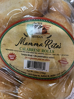 Calabrese rolls 12 ounce package