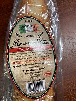 Italian baguette bread 16oz