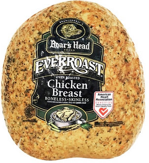Ever-roast chicken per lb