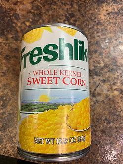 Freshlike Whole kernel corn 15.25oz