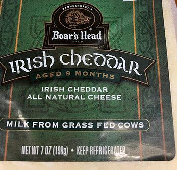 Irish cheddar each