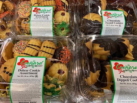 Assorted Italian cookies