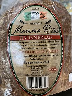 Italian bread 16 ounce loaf