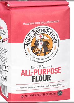 King Arthur flour 5lb bag
