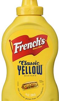 Mustard each