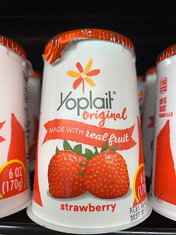 Yoplait assorted Yogurts