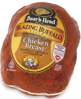 Blazing buffalo chicken per lb