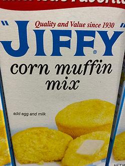 Jiffy corn muffin mix 8.5oz