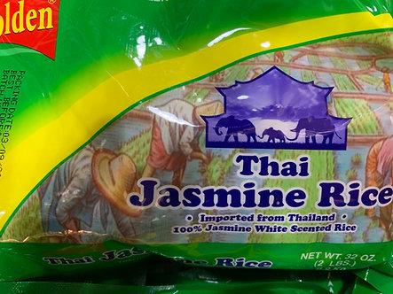 Jasmine rice 2 lb bag