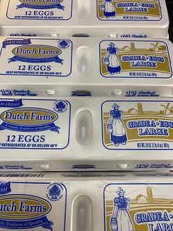 Dutch brand large eggs