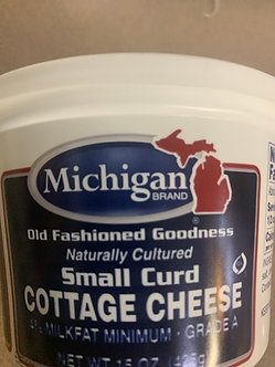 Michigan cottage cheese