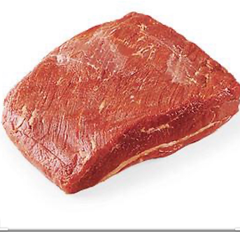 USDA choice flat brisket 9lbs pc