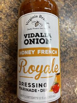 Honey French dressing
