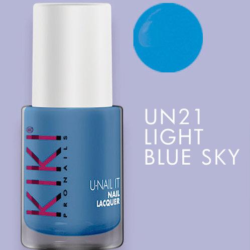 U-NAIL IT SYSTEM -  Tono UN 21 - Light Blue Sky