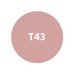 MILA Sombra Compacta Pro Tratante  (Repuesto)  Té con Leche Mate T43