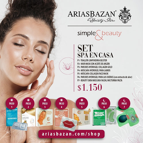 SIMPLE &  BEAUTY SPA EN CASA