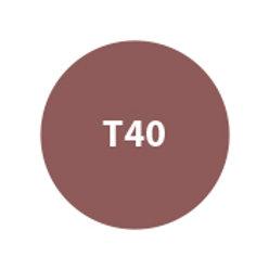 MILA Sombra Compacta Pro Tratante (Repuesto) Chocolate Mate T40