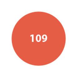 MILA Sombra Compacta (Repuesto) Anaranjado Claro Satinado 109