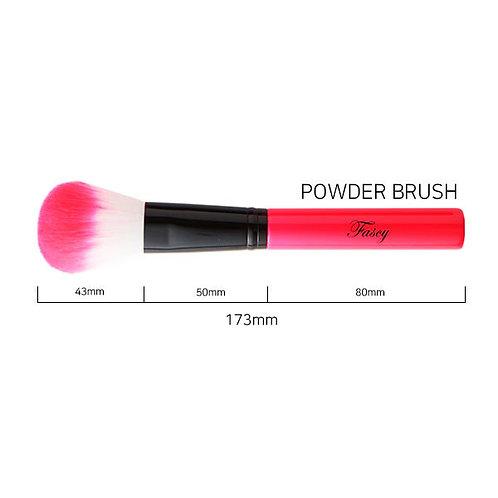 FASCY Pincel para rostro/polvos (Powder Brush)