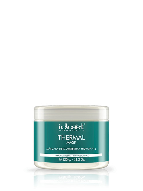 IDRAET THERMAL GEL MASK MÁSCARA DESCONGESTIVA GEL