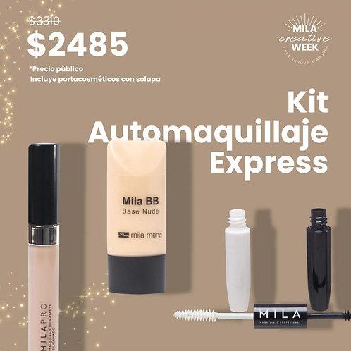MILA Kit Automaquillaje express