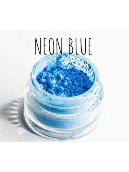 GLOW PIG. PURO NEON BLUE