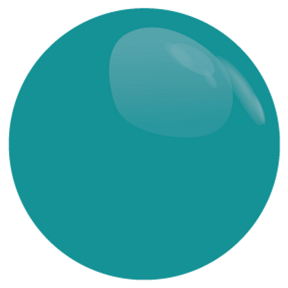 KIKI U-VLED SYSTEM - Sistema Semipermanente UV Led- Tono UV 11 - Summer Green