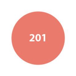 MILA Rubor Compacto Rosa Satinado 201