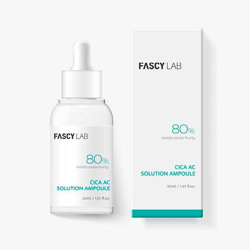 FASCY LAB Sérum con Asiaticósido CICA 80%