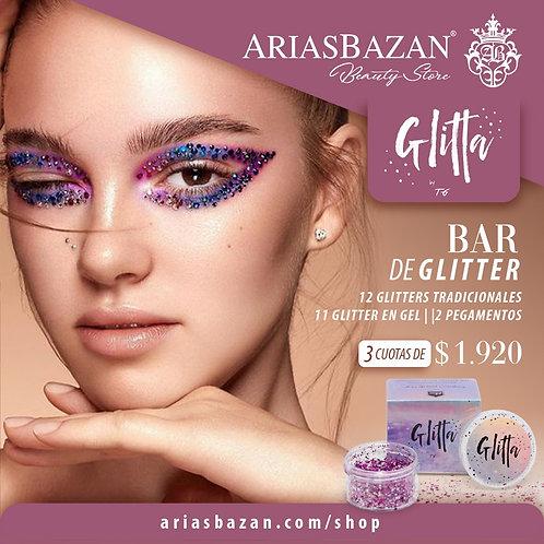 GLITTA Bar de Glitter