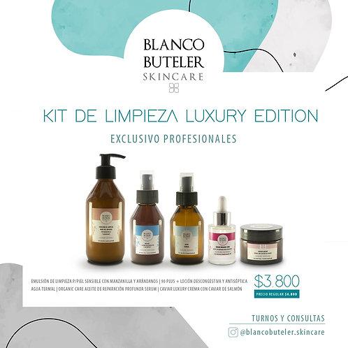BB LUXURY EDITION KIT DE LIMPIEZA