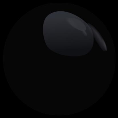 U-NAIL IT SYSTEM - Tono UN 111 - Black Night