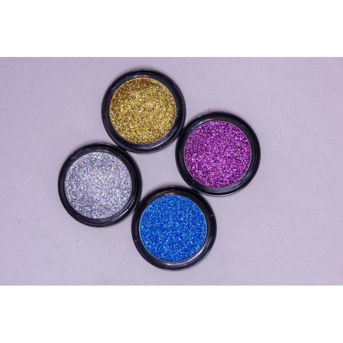 IN YOUR FACE Sombras Glitter By Glitta