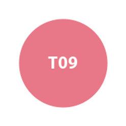 MILA Sombra Compacta Pro Tratante (Repuesto) Fucsia Chicle Tornasol Satinado T09