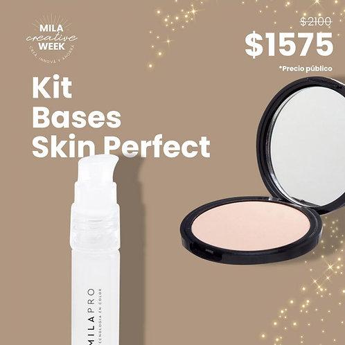 MILA Kit Bases Skin perfect