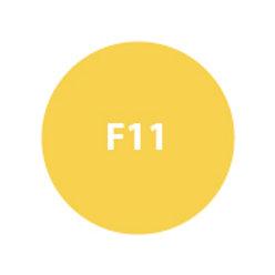 MILA Sombra Compacta (Repuesto) Amarillo Intenso Mate F11