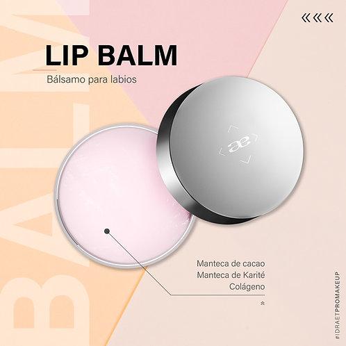 IDRAET LIP BALM - Bálsamo para labios con Manteca de Cacao, Karite & Colágeno