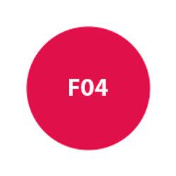 MILA Sombra Compacta (Repuesto) Rojo Mate F04